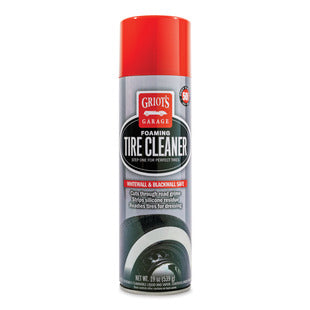 FOAMING TIRE CLEANER, 19 oz