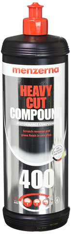 Menzerna Fast Gloss 400 Compound (1 Quart)