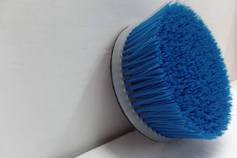 Rotary Carpet long Bristles Brush