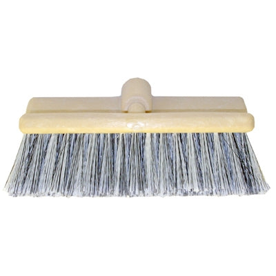 Black/White Bristles - 10 inch brush