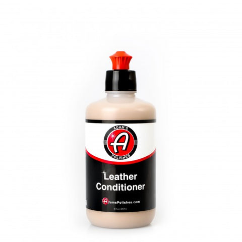 ADAM'S NEW LEATHER CONDITIONER 8OZ