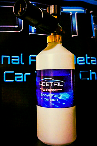 I-DETAIL FOAM CANNON