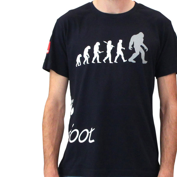 BigFoot Evolution T-Shirt Medium Navy