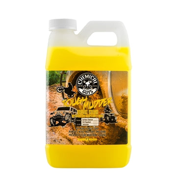 Tough Mudder Truck Wash Off Road and ATV Heavy Duty Soap (64 oz - 1/2 Gal)