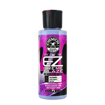 EZ Creme Glaze Rich Wet Finish with Acrylic Shine (4 oz)