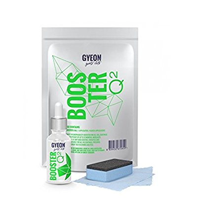 GYEON Q2 BOOSTER Topcoat For paint protection coatings