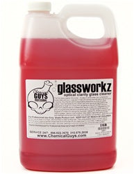 Glassworkz Optical Clarity Glass Cleaner (1 Gal)