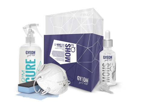 Gyeon Mohs Quartz Coating 50 ml Kit