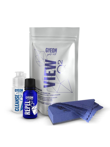 Gyeon View Glass Coating Kit