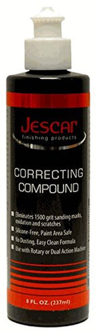 Jescar Correcting Compound 8 fl oz