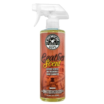 Leather Scent Premium Air Freshener & Odor Eliminator (16 oz)