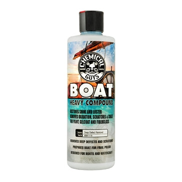 Marine and Boat Heavy Compound (16 oz)
