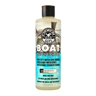 Marine and Boat Heavy Duty Water Spot Remover Gel (16 oz)