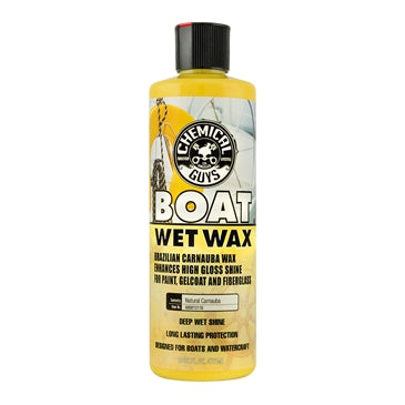 Marine and Boat Wet Wax (16 oz)