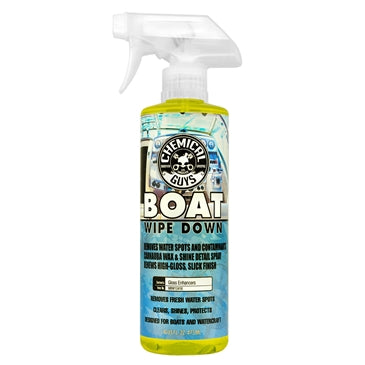 Marine and Boat Wipe Down Quick Detailer and Water Spot Remover (16 oz)