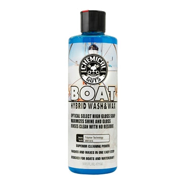 Marine, Watercraft and Boat Hybrid Wash and Wax (16 oz)