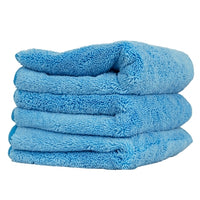 "Super Plush Super Premium Microfiber Towels, 16"" x 16"" (3 Pack)"
