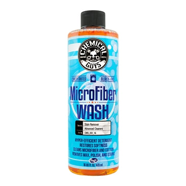 Microfiber Wash Cleaning Detergent Concentrate (16 oz)