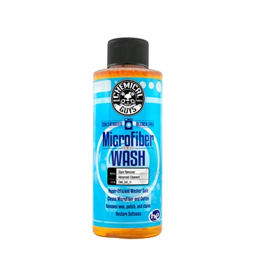 Microfiber Wash Cleaning Detergent Concentrate (4 oz)