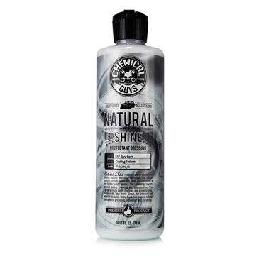 Natural Shine, Satin Shine Dressing (16 oz)