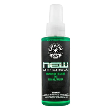 New Car Smell Premium Air Freshener & Odor Eliminator (4 oz)