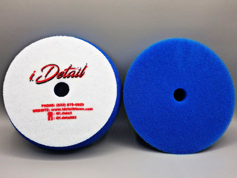 i.detail 6 inch  Blue Coarse Foam Pad