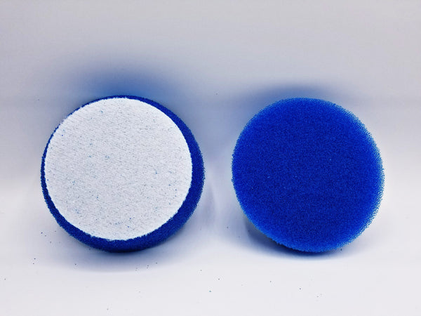 i.detail 4inch Blue Coarse Foam Pad