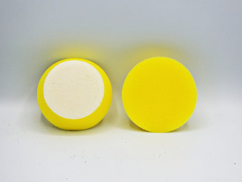 i.detail 4inch  Yellow Fine Polishing Foam Pad