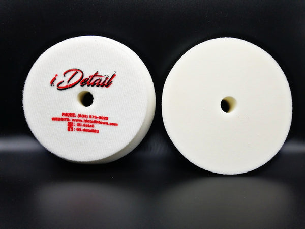 i.detail 6inch White Finishing Foam Pad