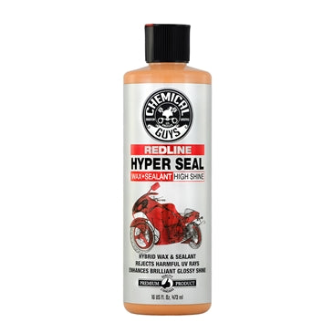 Redline Hyper Seal High Shine Wax and Sealant for Motorcycles (16 oz)