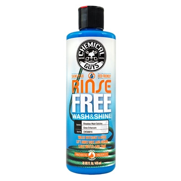 Rinse Free Wash and Shine, The Hose Free Rinseless Car Wash (16 oz)