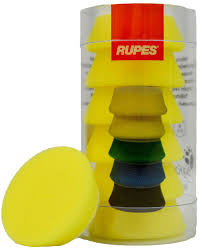 "Rupes Yellow 40mm (1"") Foam Polishing Pad"