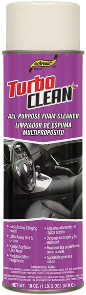 Turbo Clean All Purpose Foam Cleaner