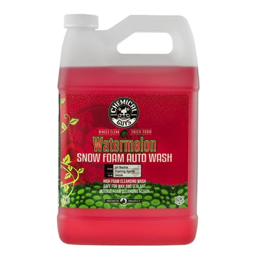 Watermelon Snow Foam Auto Wash Cleanser (1 Gal)