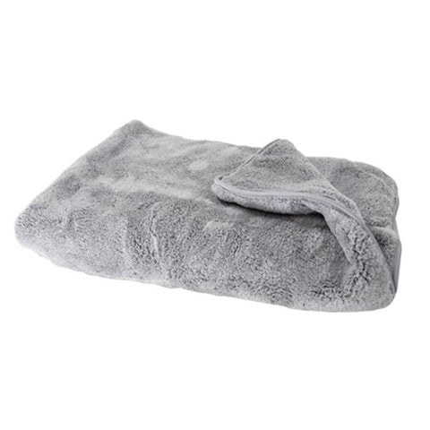 "Woolly Mammoth Microfiber Dryer Towel, 36"" x 25"""