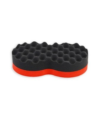 Red/Black Foam Applicator