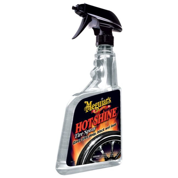 Meguiar's Hot Shine™ High Gloss Tire Spray, 24 oz.