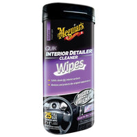 Meguiar's Quik Interior Detailer™ Wipes