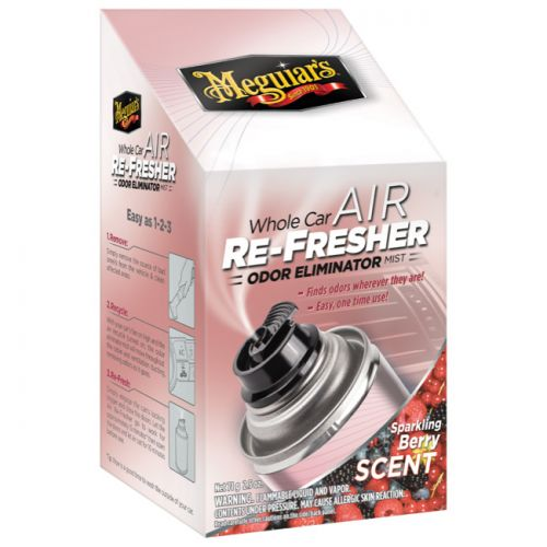 Meguiar's Whole Car Air Re-Fresher - Sparkling Berry Scent