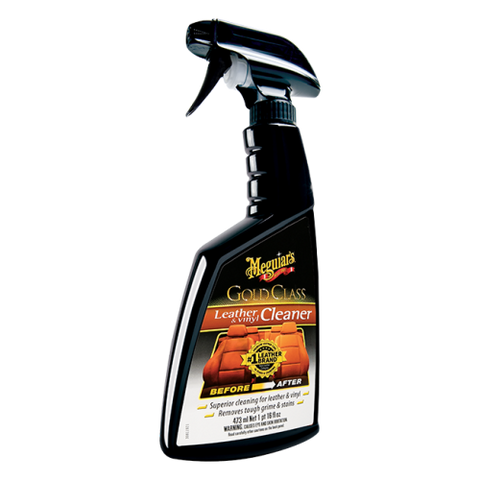 Meguiar's Gold Class™ Leather & Vinyl Cleaner, 16 oz