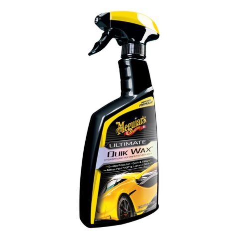 Meguiar's Ultimate Quik Wax, 24 oz