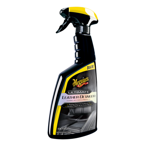 Meguiar's Ultimate Leather Detailer, 16 oz
