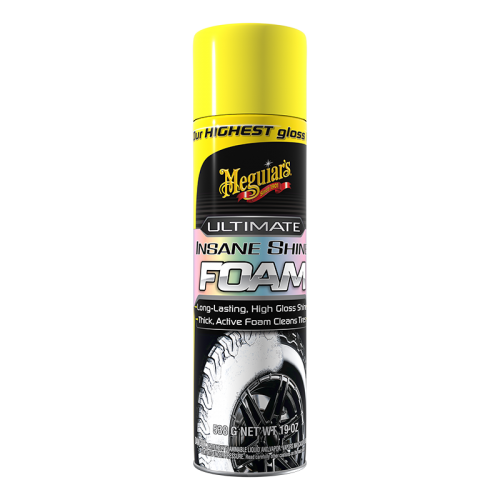 Meguiar's Ultimate Insane Shine Foam, 19 oz.