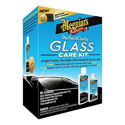 Meguiar's® Perfect Clarity Glass Kit