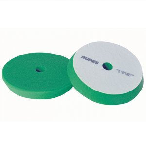 Rupes Green Medium Foam Pad - 180mm (7 inch)
