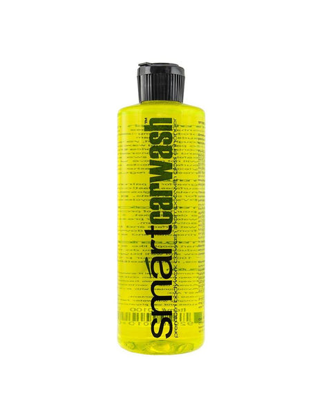 SmartCarWash - Premium Concentrated Shampoo w/Gloss Enhancer (16 oz)