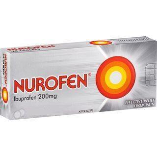 Nurofen Tablets 96 Qty Restriction (1) Applies