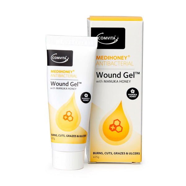 Comvita Medihoney Wound Gell 25g - Pakuranga Pharmacy
