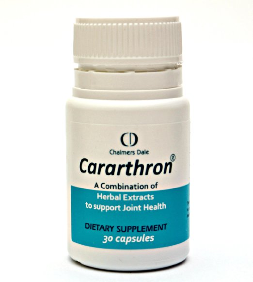 Cararthron Joint health support 30 Capsules - Pakuranga Pharmacy