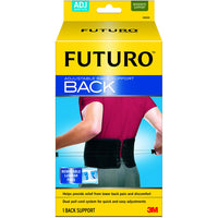 FUTURO Adjustable Back Support - Pakuranga Pharmacy